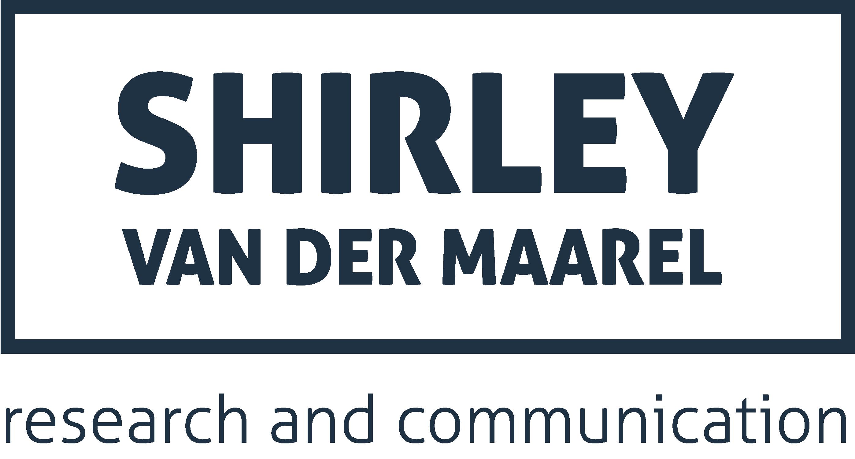 Shirley van der Maarel